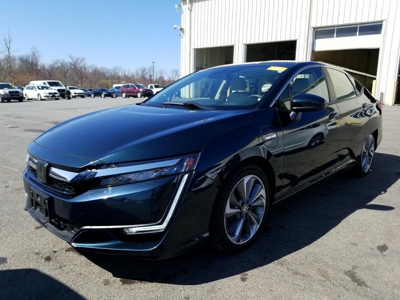 Honda Clarity Plug-In Hybrid Sedan 2018