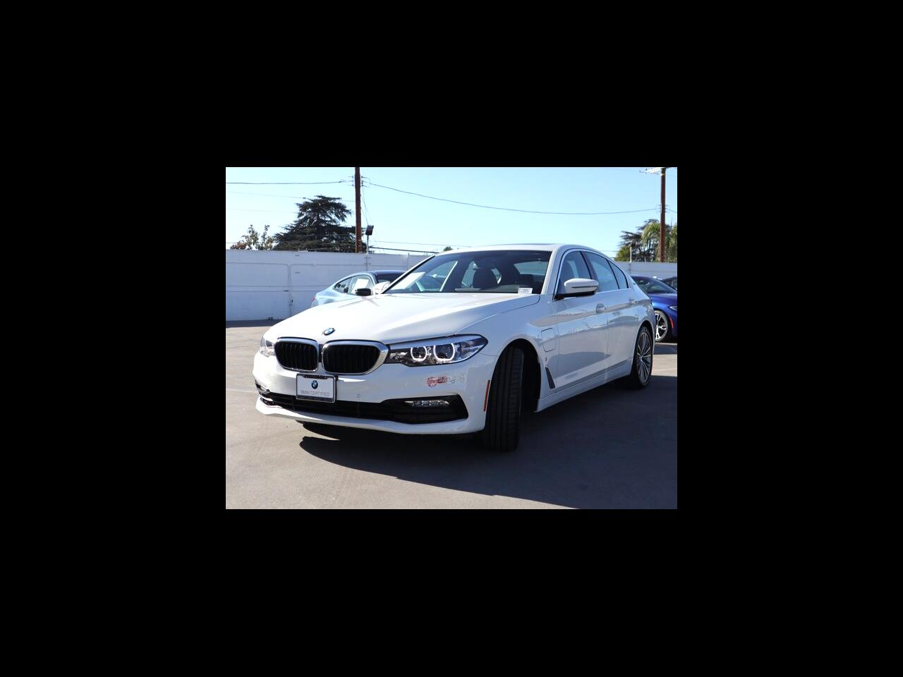 BMW 5 Series 530e iPerformance Plug-In Hybrid 2018