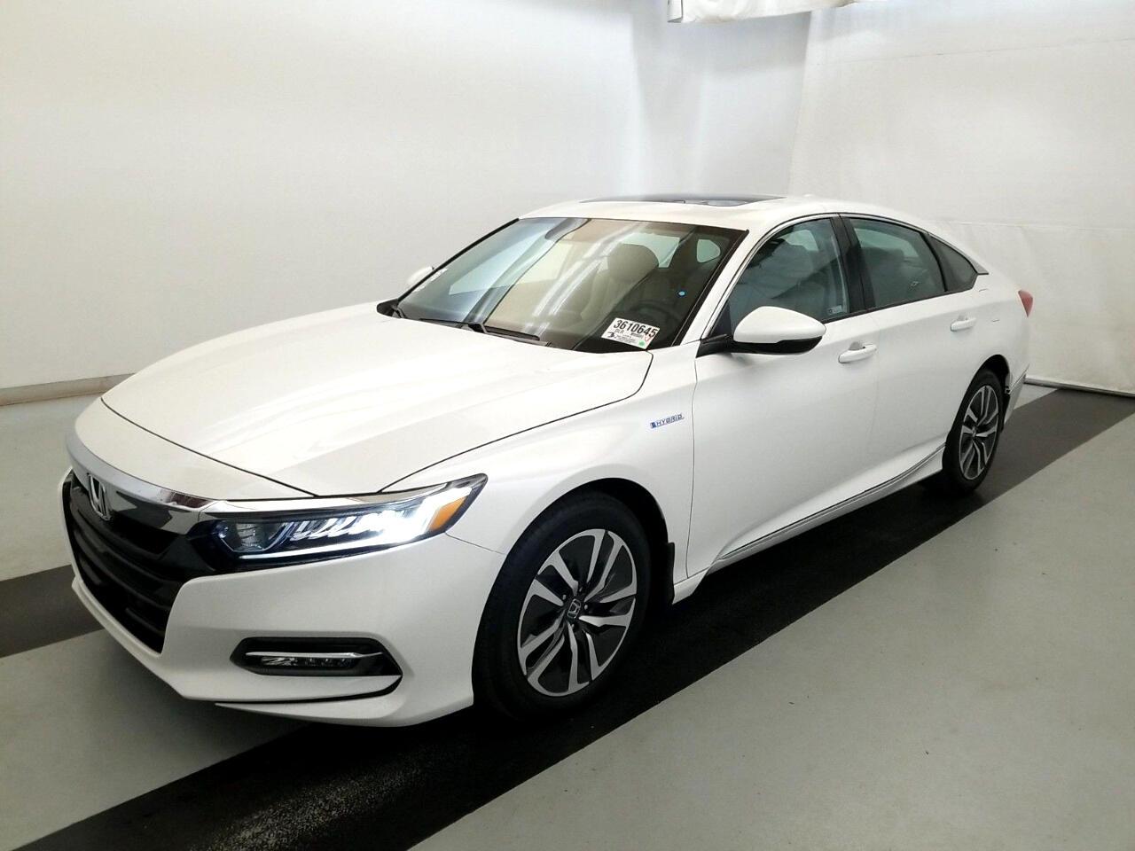 Honda Accord Hybrid EX-L Sedan 2020
