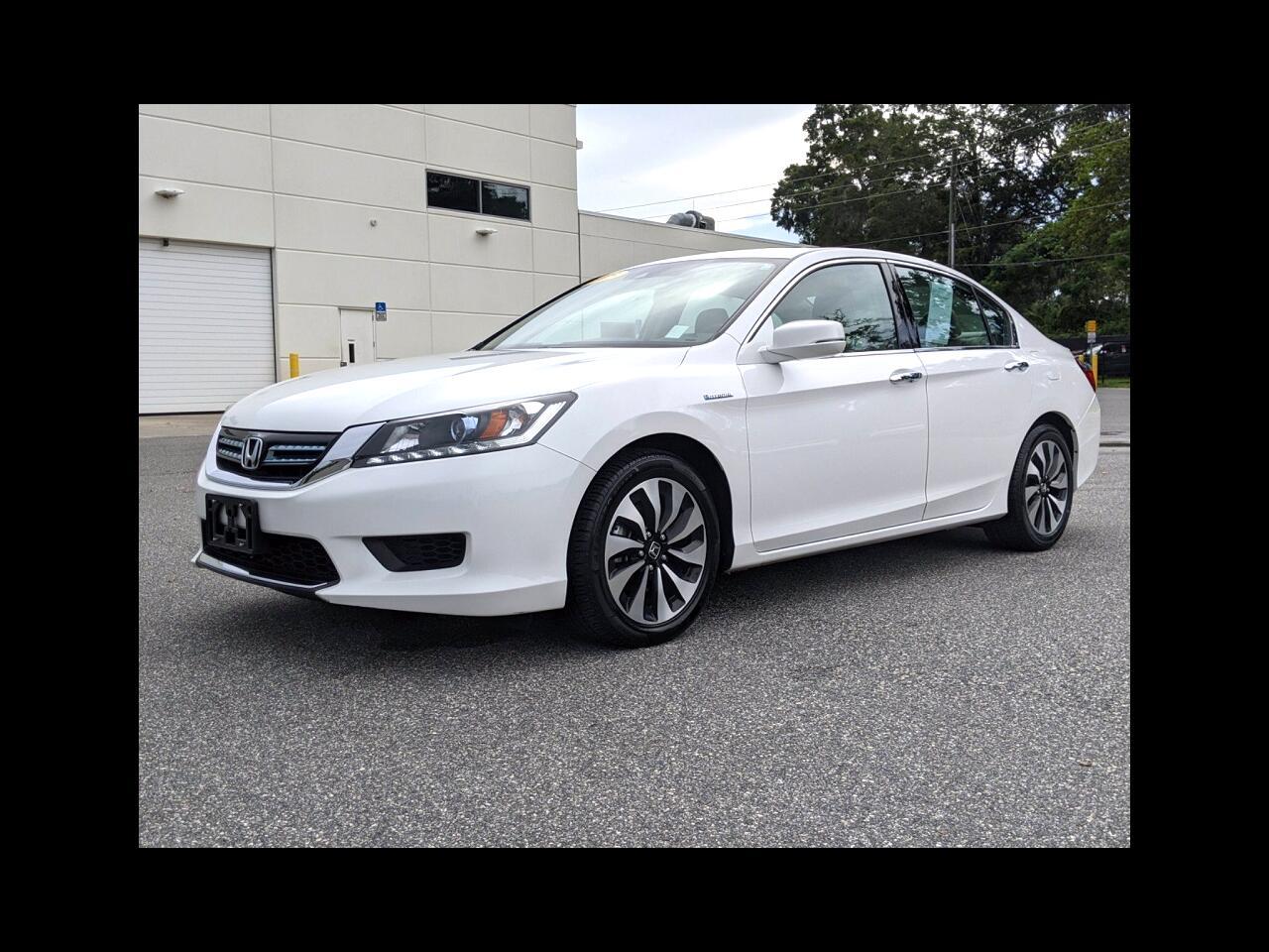 Honda Accord Hybrid 4dr Sdn EX-L 2015