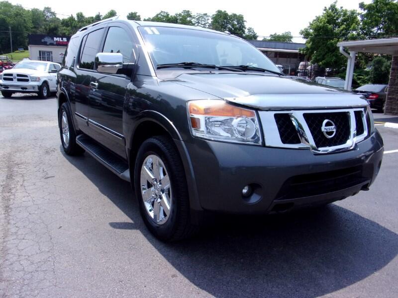2011 Nissan Armada Platinum 4WD