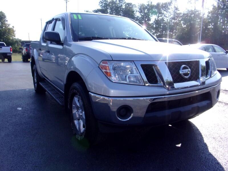 Nissan Frontier SL Crew Cab 4WD 2011