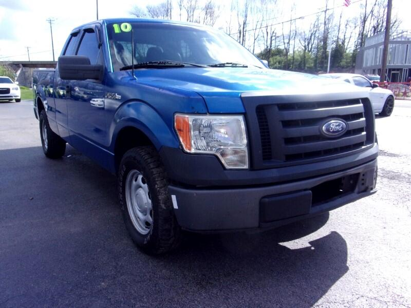 "Ford F-150 Supercab 163"" XL 2010"