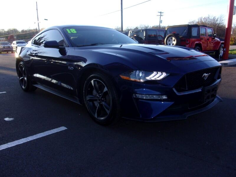 Ford Mustang 2dr Coupe 2018