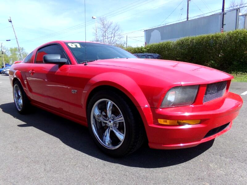 Ford Mustang 2dr Cpe GT Premium 2007