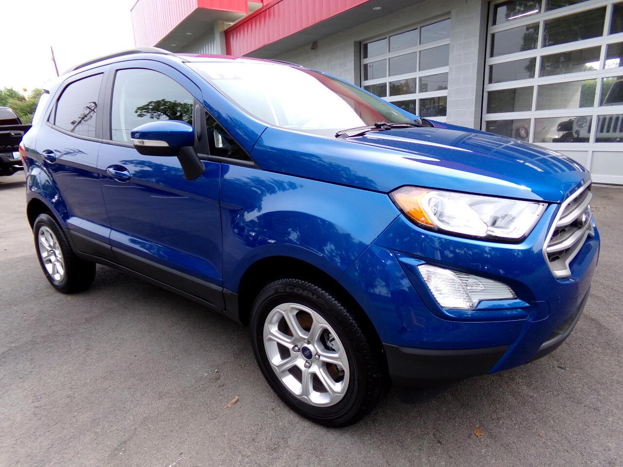 Ford EcoSport SE 4WD 2019