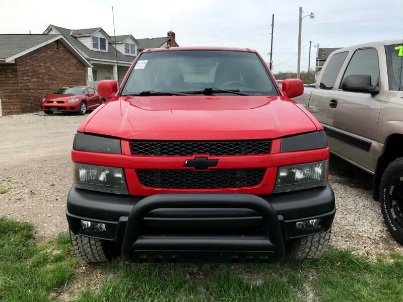2011 Chevrolet Colorado 1LT Ext. Cab 4WD