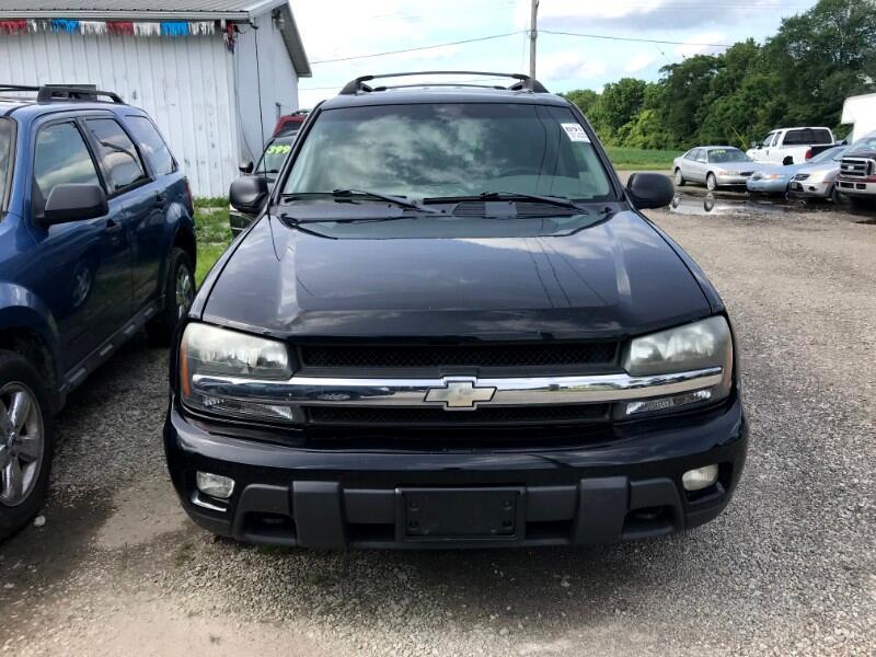 Chevrolet TrailBlazer EXT LS 4WD 2004