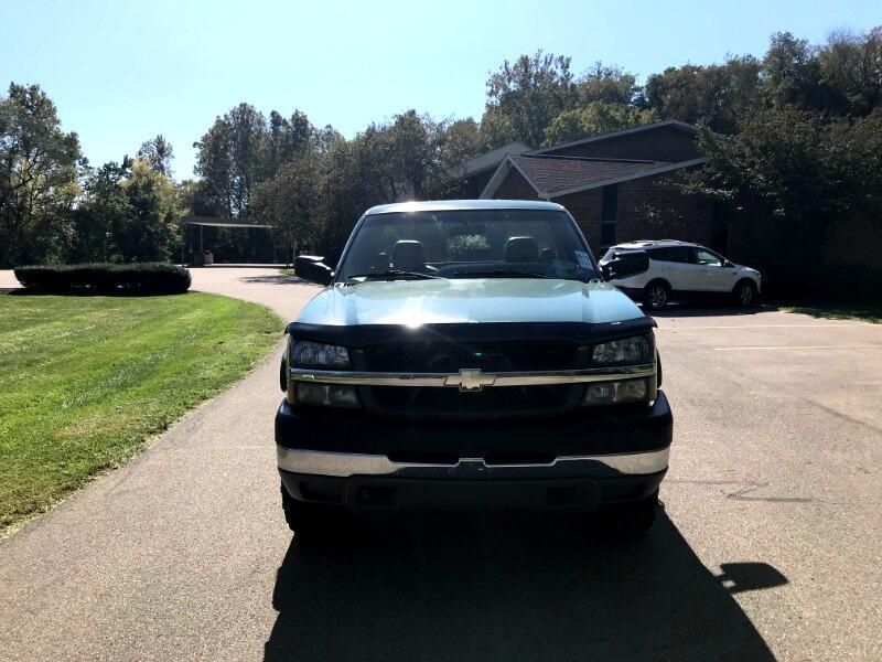 2003 Chevrolet Silverado 2500HD 4WD