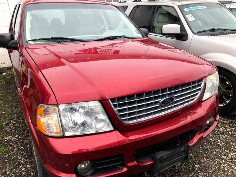 Ford Explorer Limited 4.6L 4WD 2004