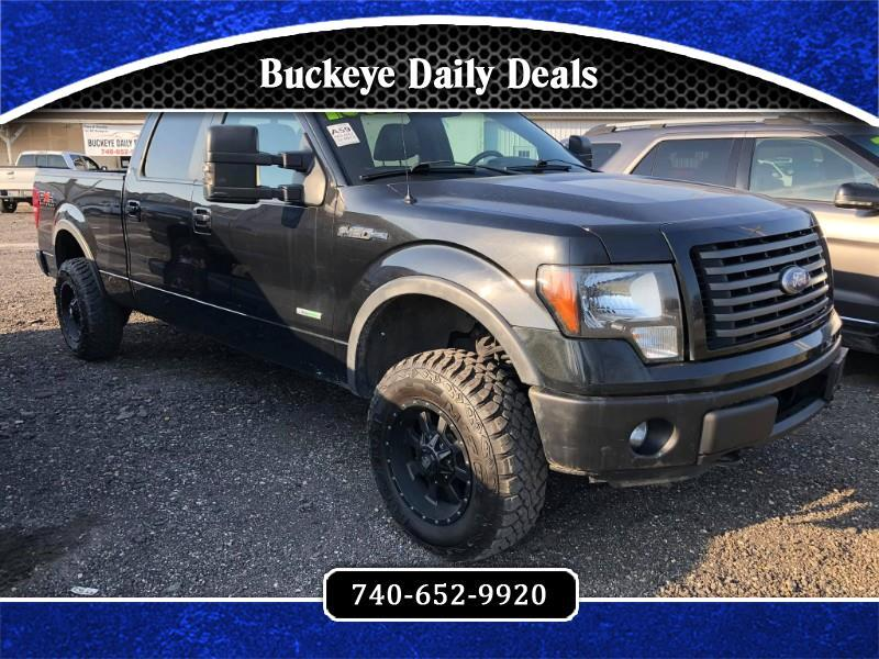 Ford F-150 XLT SuperCrew 6.5-ft. Bed 4WD 2011