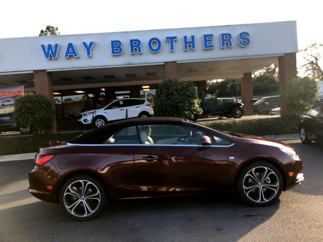 2018 Buick Cascada 2DR CONV PREMIUM