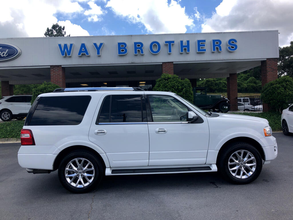 2017 Ford Expedition 2WD 4dr Limited