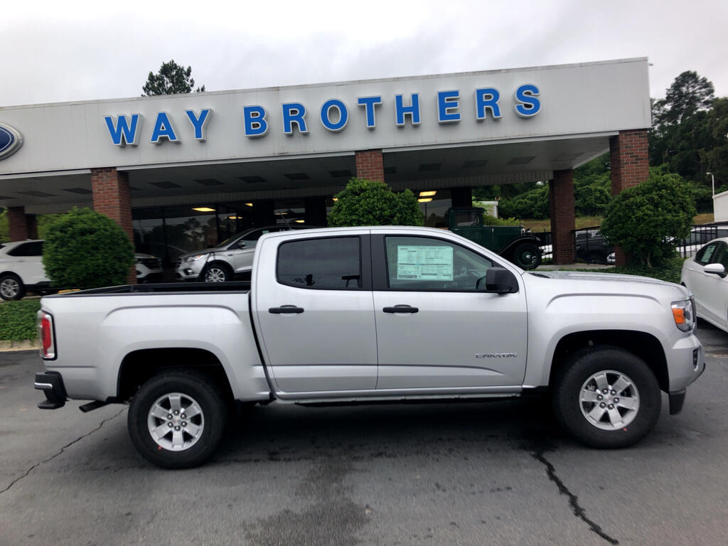 2018 GMC Canyon 2WD Crew Cab 128.3""