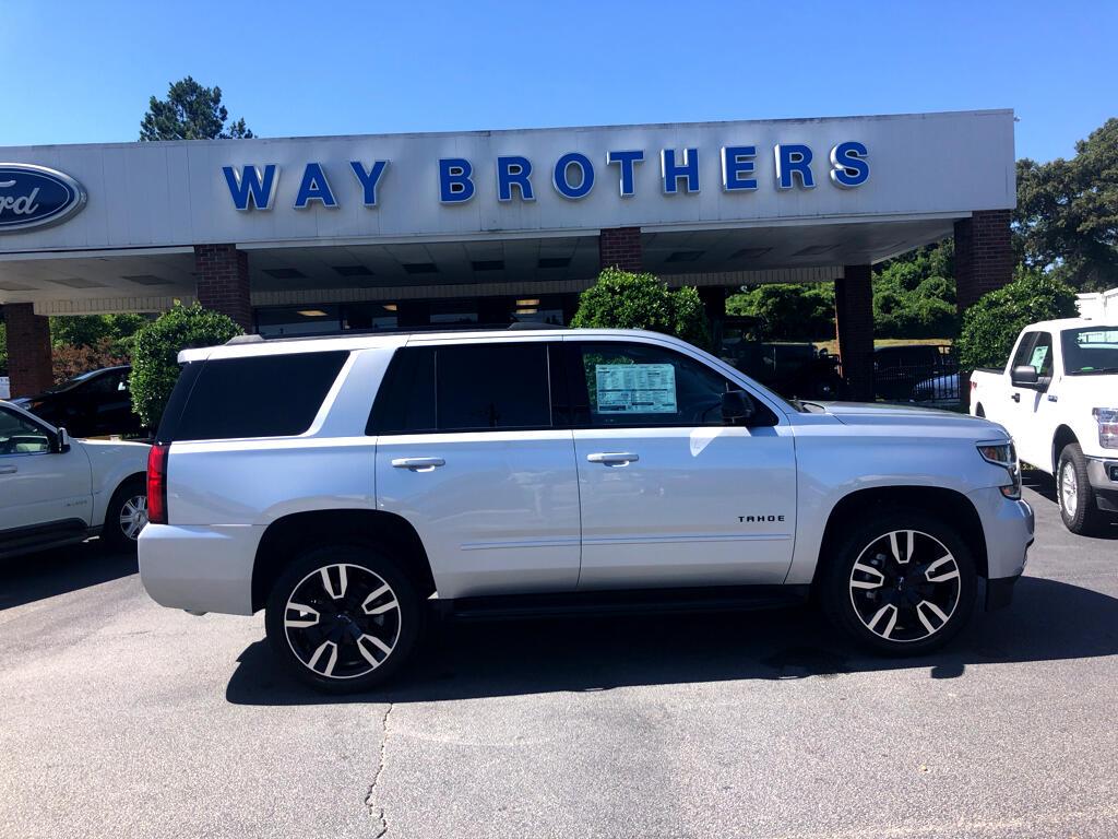 2018 Chevrolet Tahoe 2WD 4dr Premier