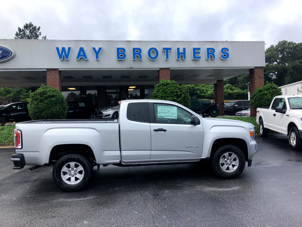 2018 GMC Canyon 2WD Ext Cab 128.3