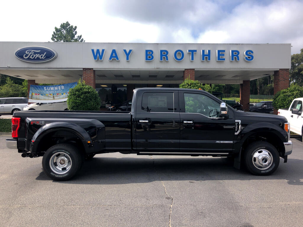 2018 Ford F-350 SD KING RANCH 4WD CREW CAB 8