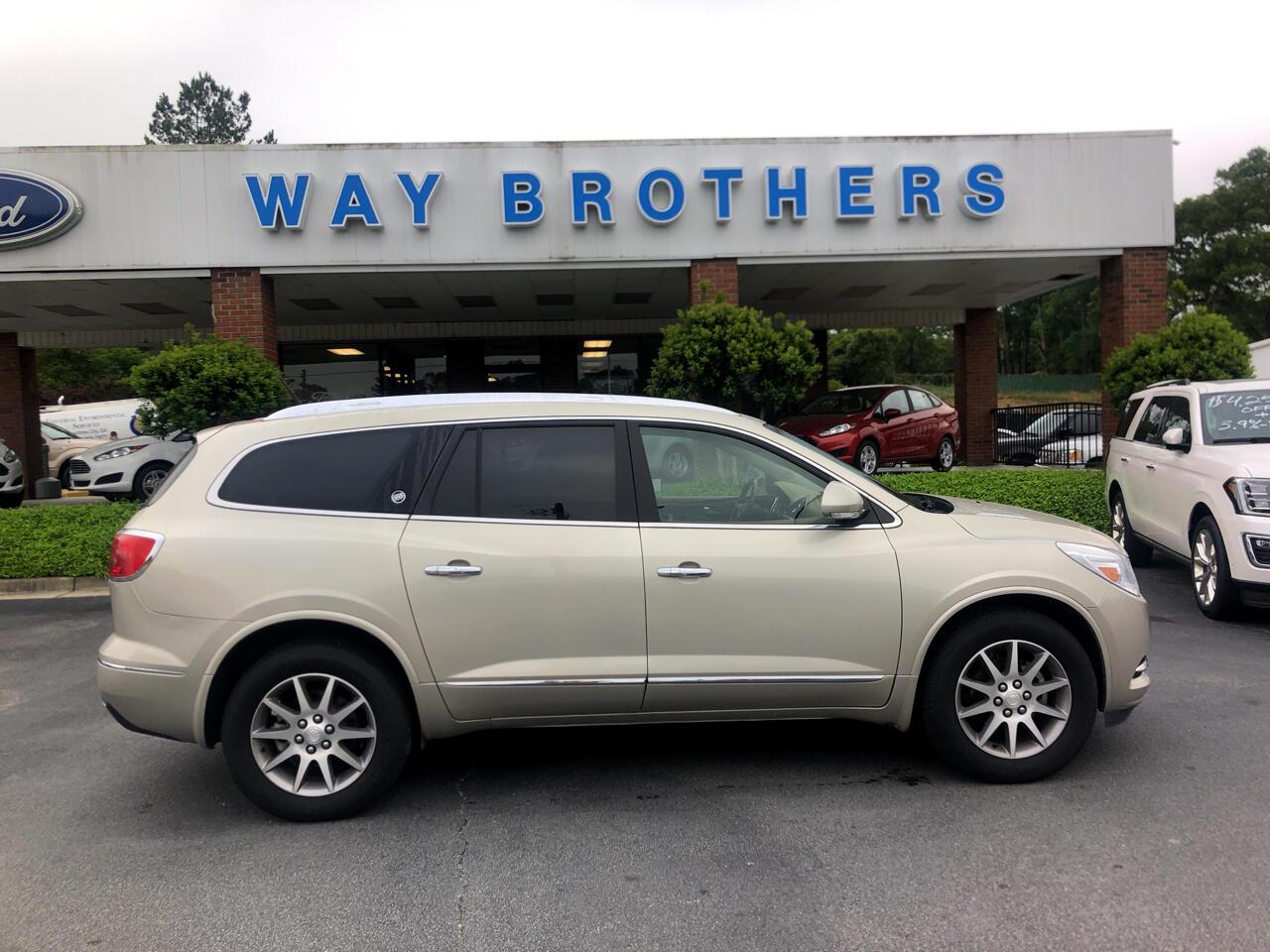 2015 Buick Enclave CXL