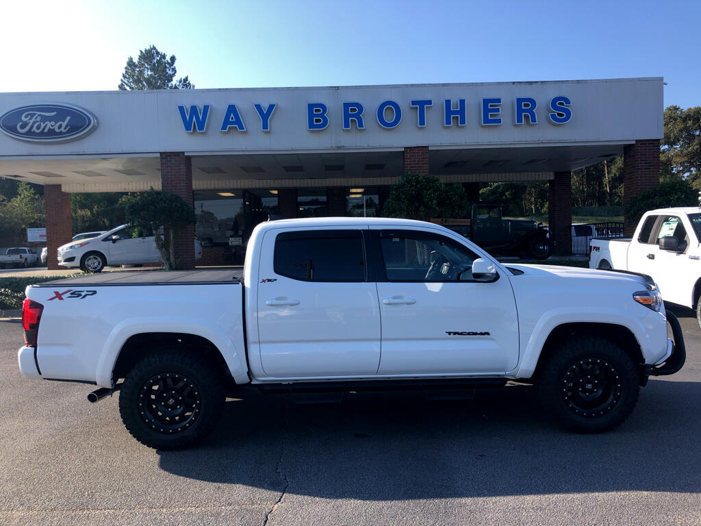 2018 Toyota Tacoma 2WD Double Cab V6 AT TRD Sport (Natl)