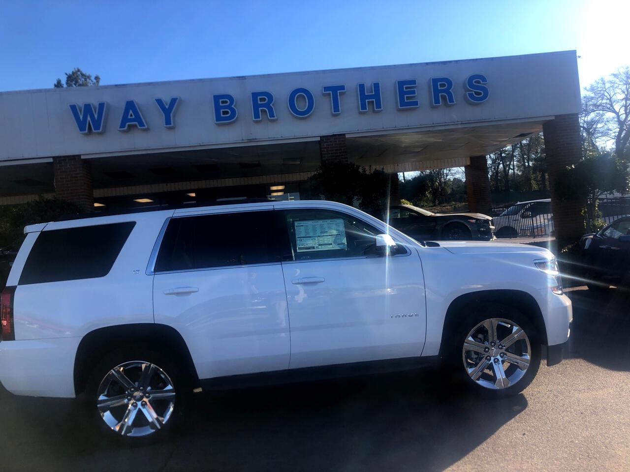 2019 Chevrolet Tahoe 2WD 4dr 1500 LT w/1LT