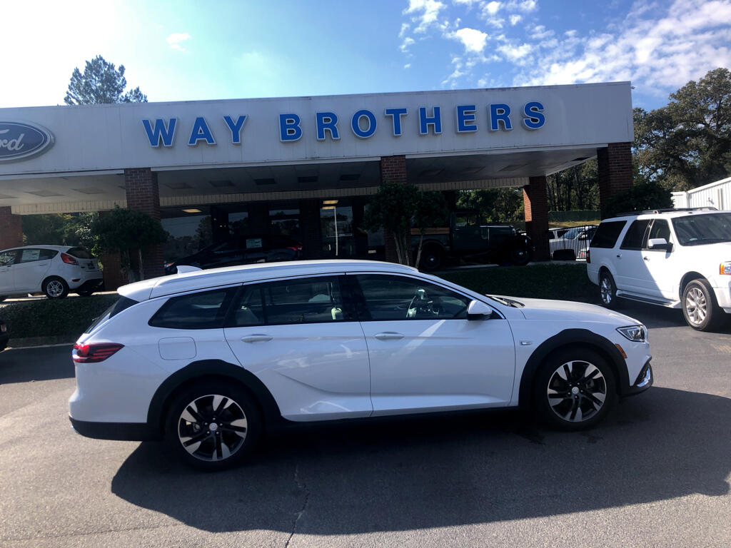 Buick Regal TourX 5dr Wgn Preferred AWD 2019