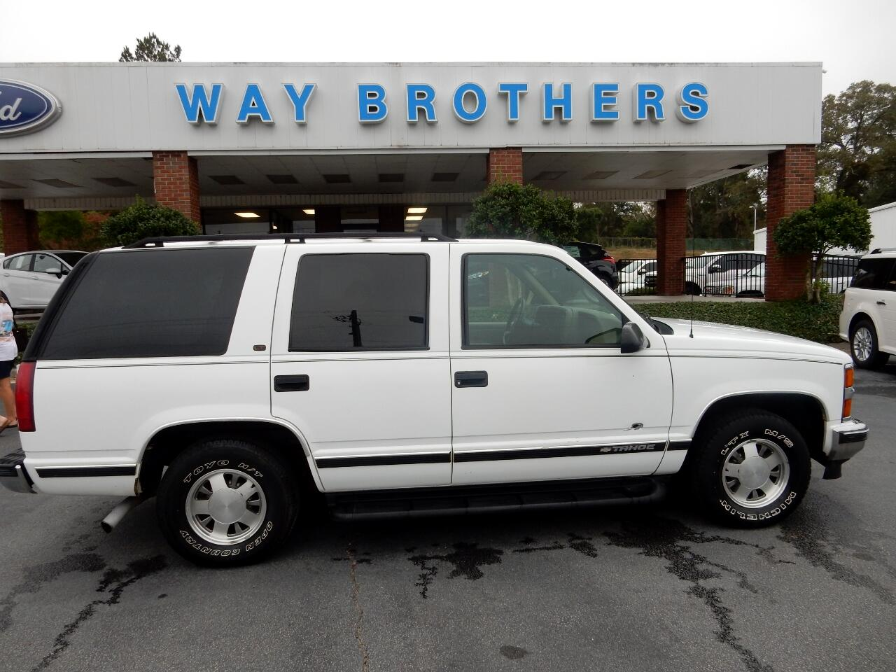 1999 Chevrolet Tahoe 4dr