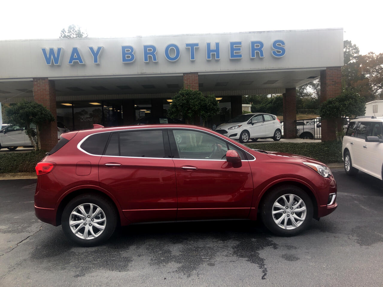 2019 Buick Envision FWD 4dr Preferred