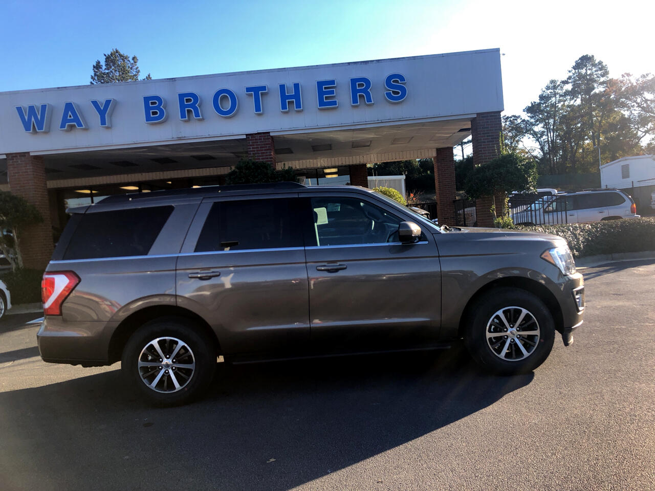 """New 2019 Ford Expedition 119"""" WB XLT for Sale in ..."""
