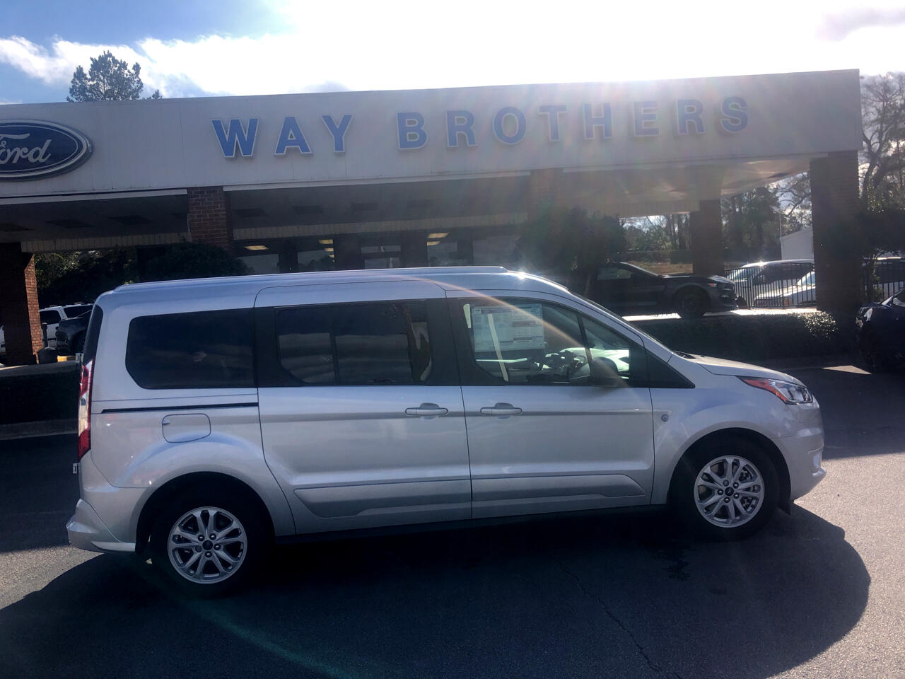 2019 Ford Transit Connect Wagon XLT LWB W/REAR SYMMETRICA