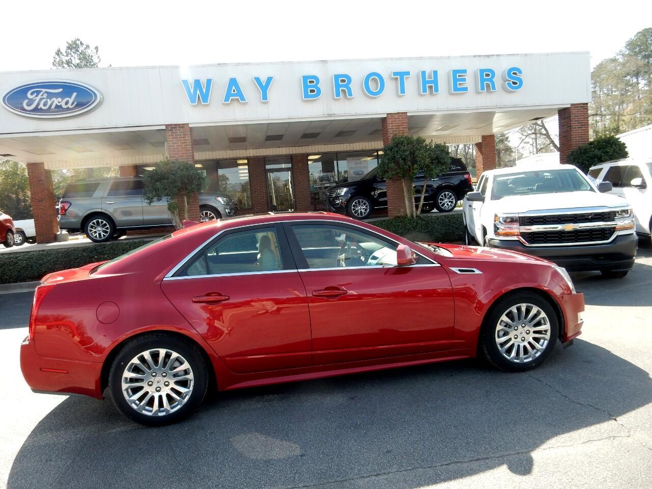 2012 Cadillac CTS Sedan 4dr Sdn 3.6L Premium RWD