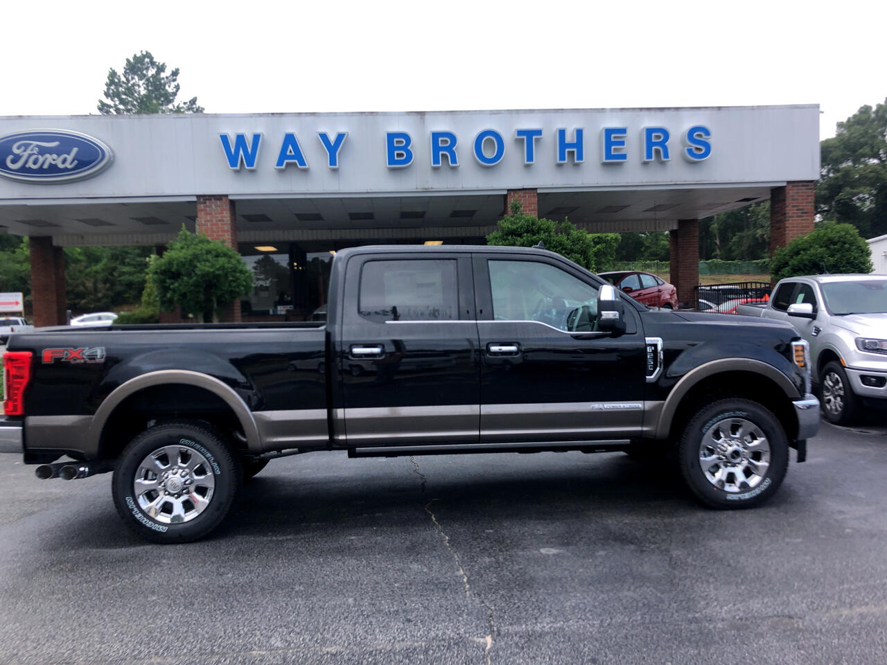 2019 Ford Super Duty F-250 SRW KING RANCH 4WD CREW CAB 6