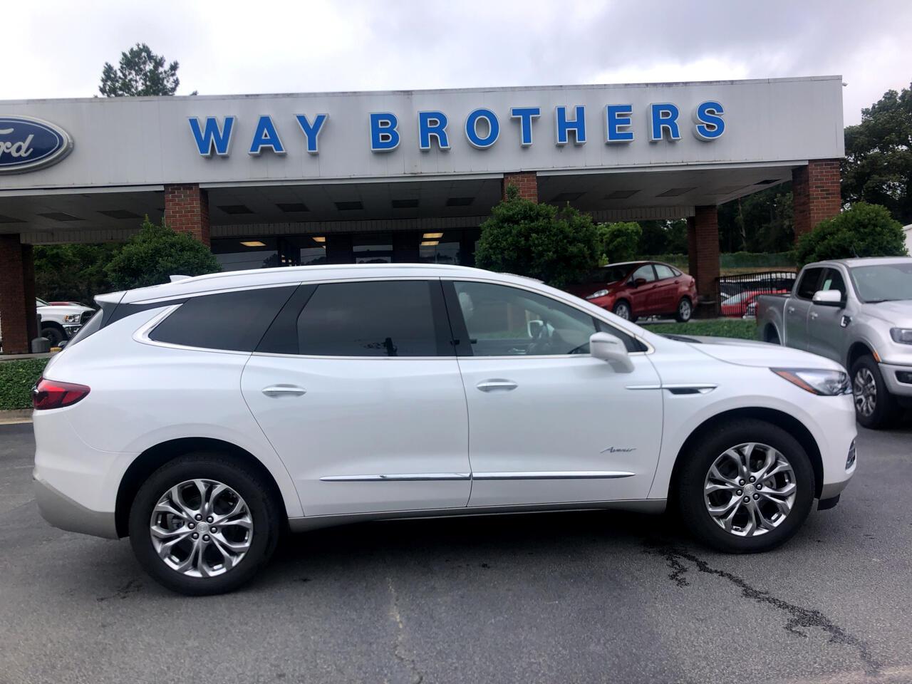2019 Buick Enclave FWD 4dr Avenir