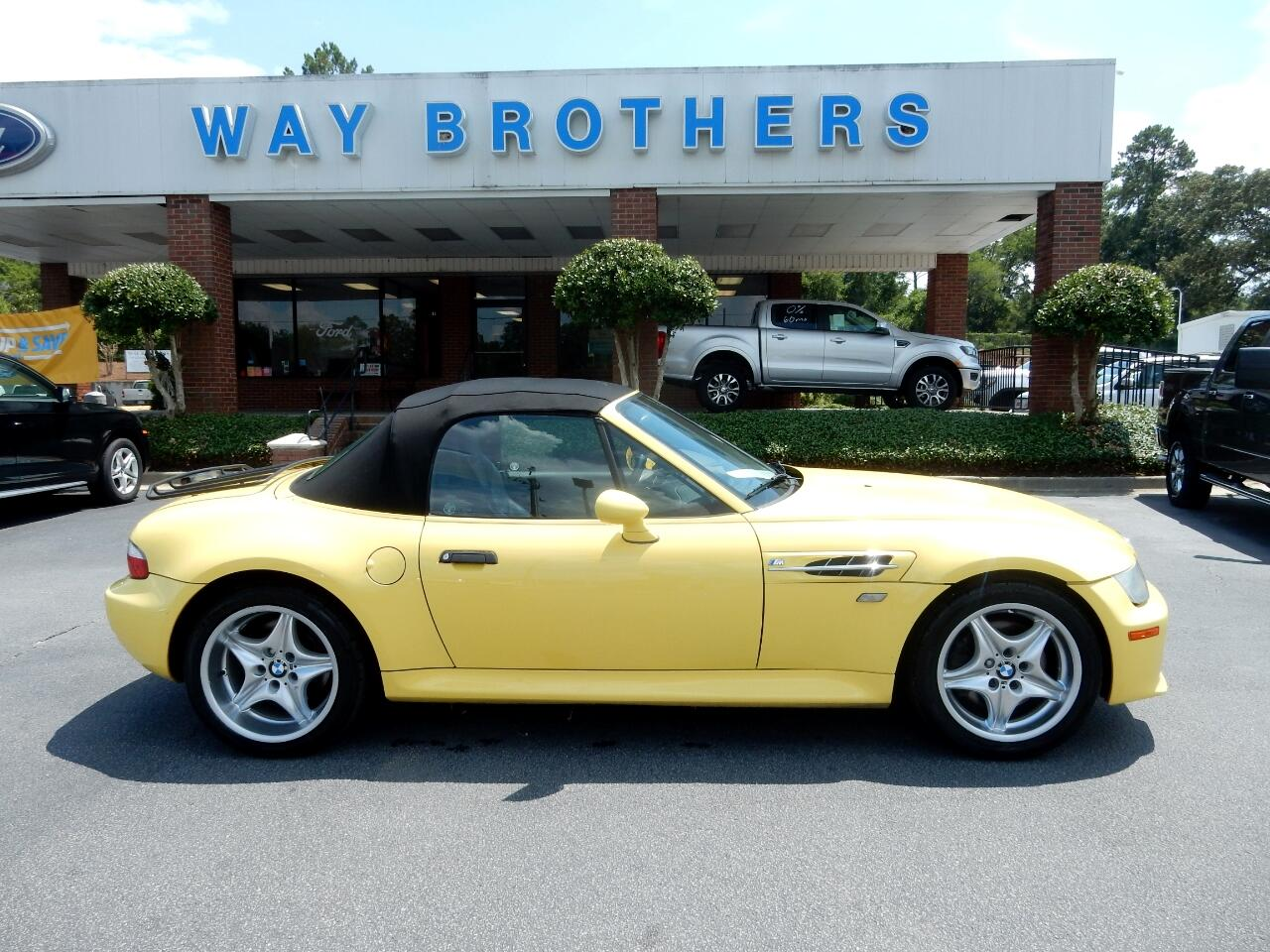 BMW Z3 M 2dr Roadster 3.2L 2000