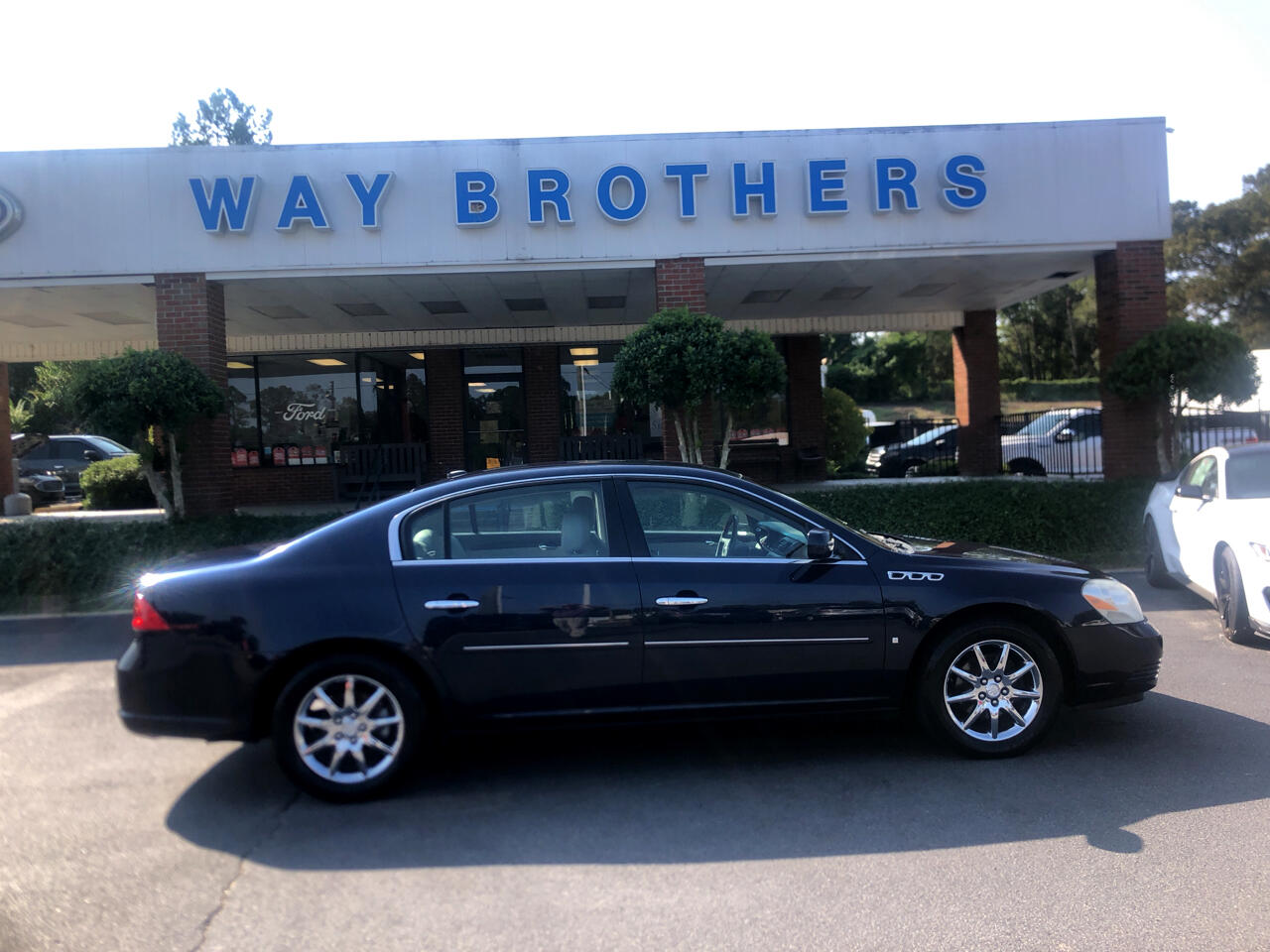 2008 Buick Lucerne 4dr Sdn CXL