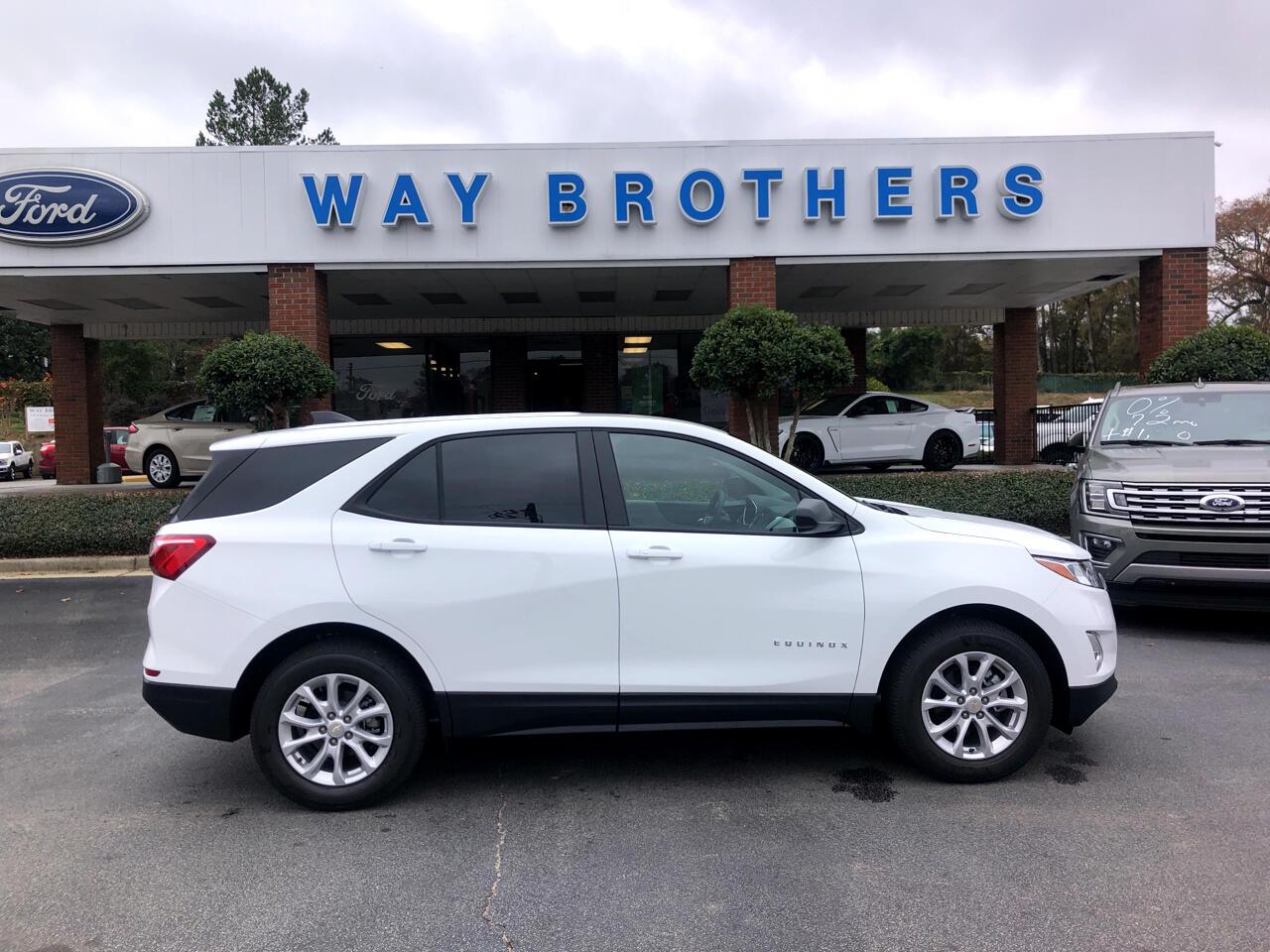 Chevrolet Equinox FWD 4dr LS w/1LS 2020
