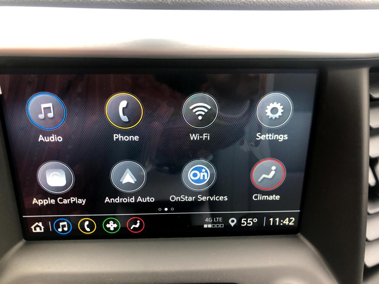 GMC Acadia FWD 4dr SLE 2020