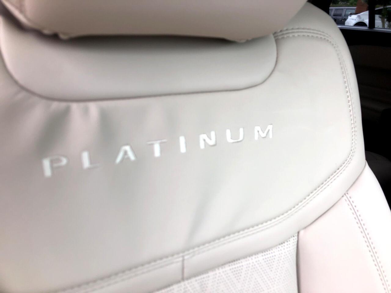 Ford Explorer Platinum 4WD 2020