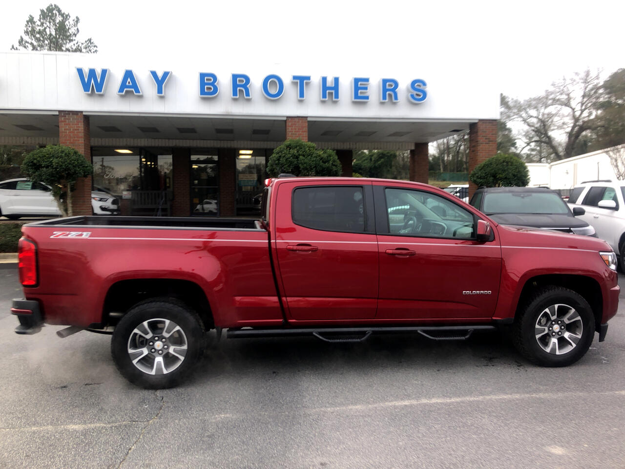 "Chevrolet Colorado 2WD Crew Cab 128.3"" Z71 2017"