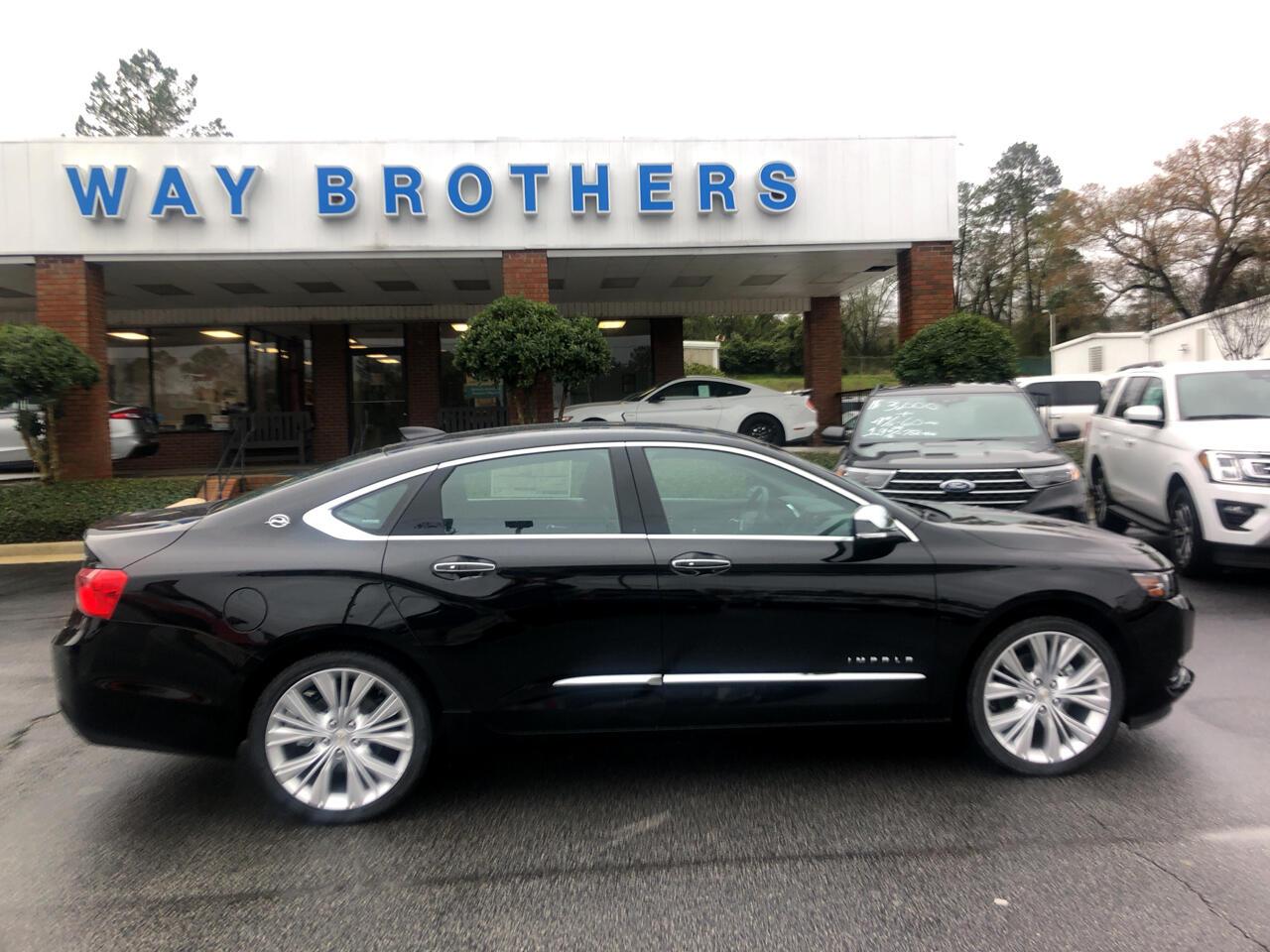 Chevrolet Impala 4dr Sdn Premier w/2LZ 2020
