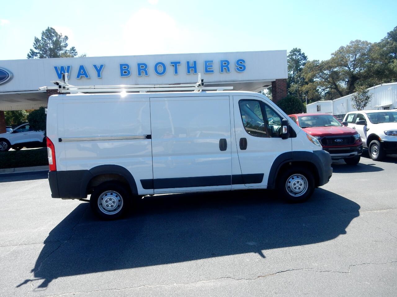 "RAM ProMaster Cargo Van 1500 Low Roof 136"" WB 2015"