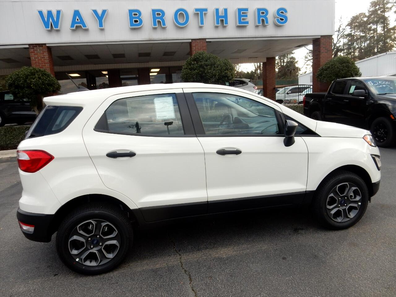 Ford EcoSport S 4WD 2021