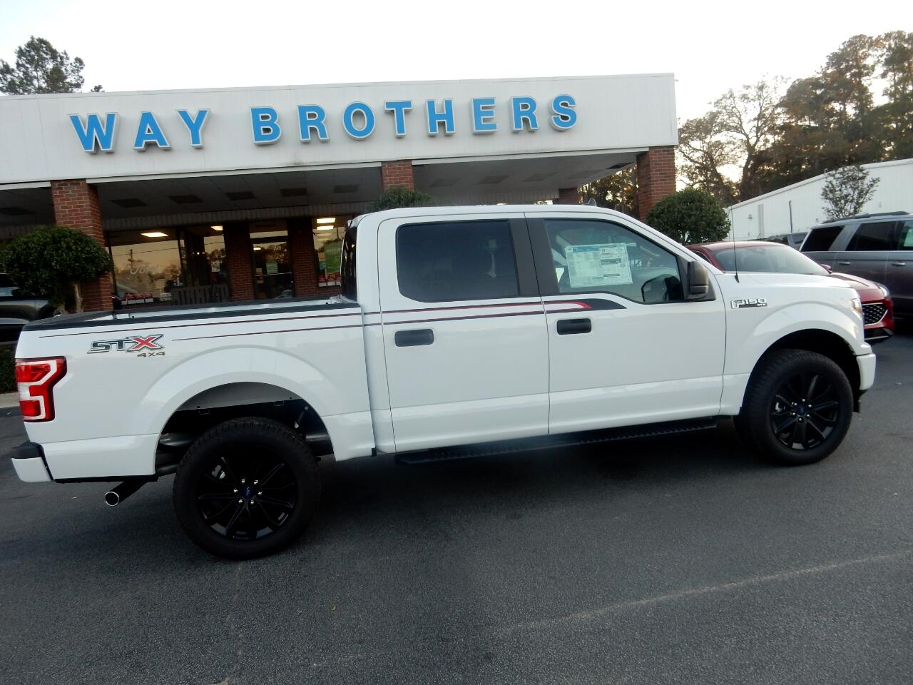 Ford F-150 XL 4WD SuperCrew 5.5' Box 2020