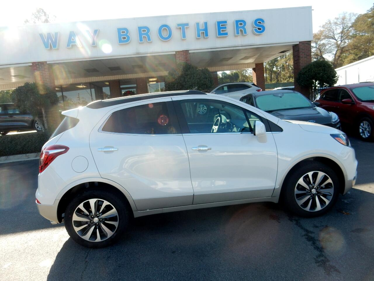 Buick Encore FWD 4dr Preferred 2021
