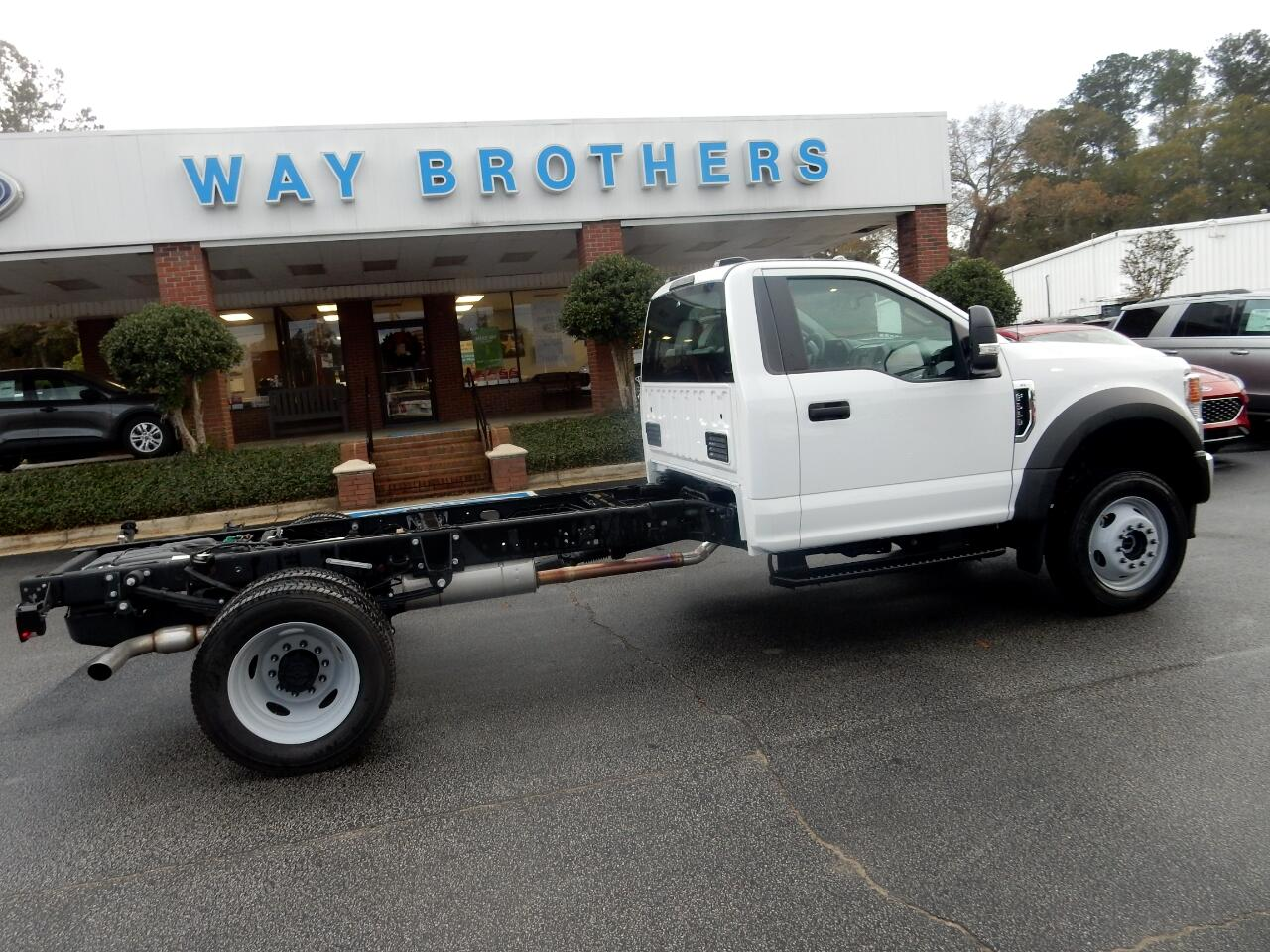 Ford Super Duty F-550 DRW  2020