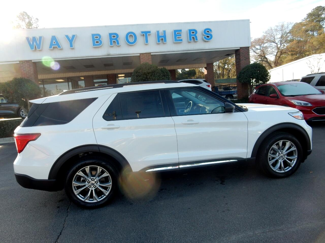 Ford Explorer Limited RWD 2021