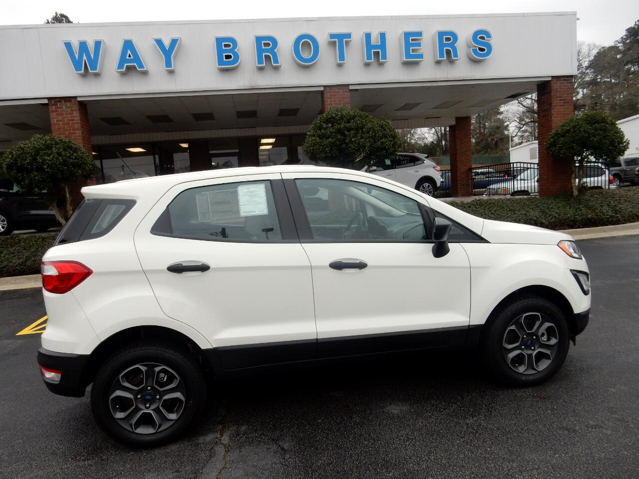 Ford EcoSport S 4WD 2020