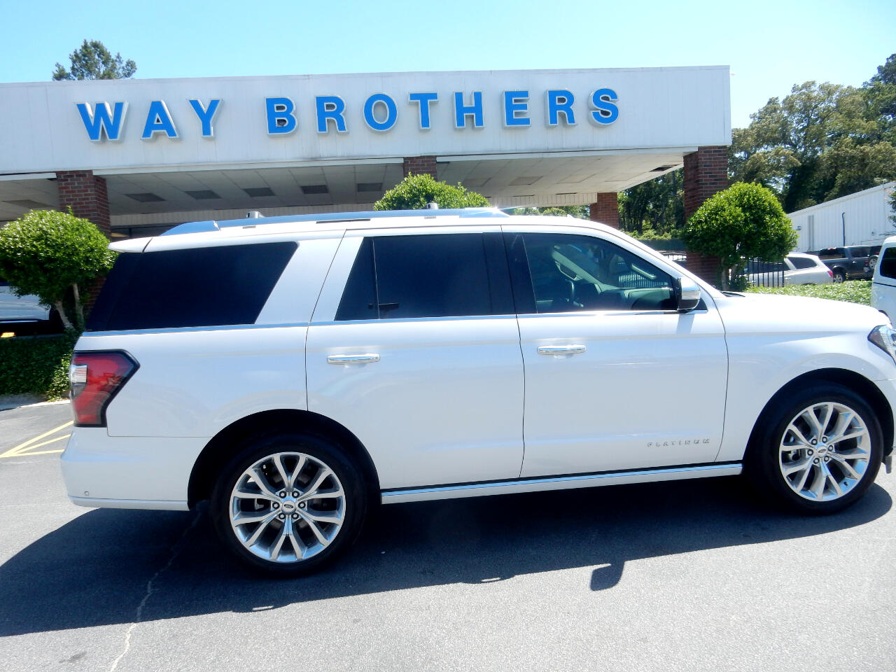 Ford Expedition Platinum 4x2 2019