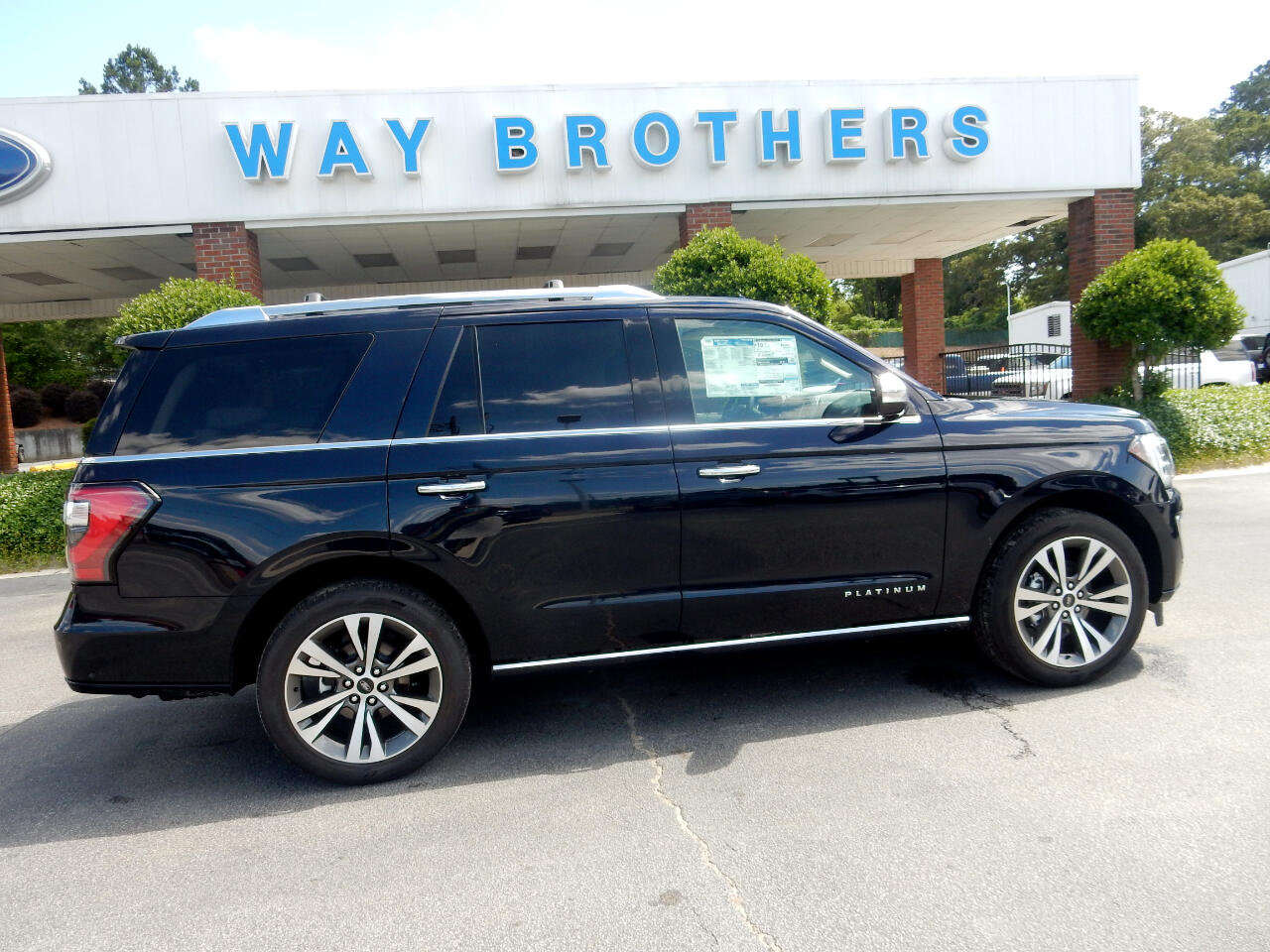 Ford Expedition Platinum 4x2 2021