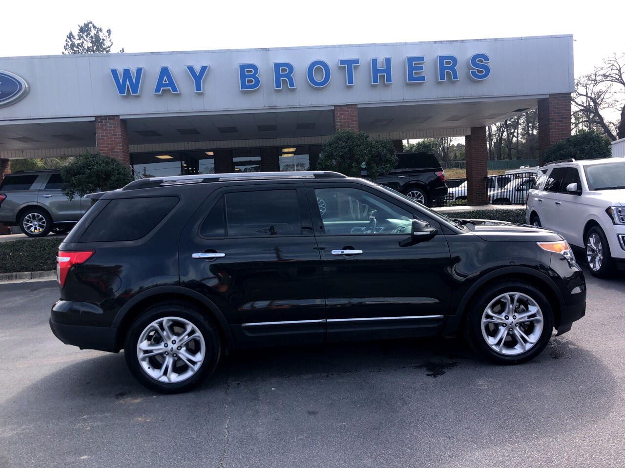 2015 Ford Explorer 4dr 112