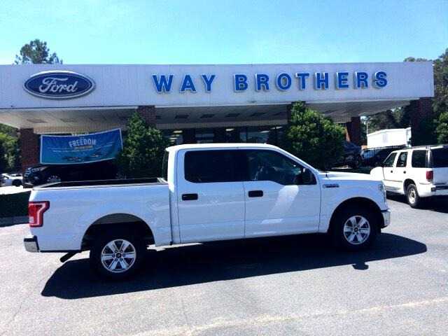 2016 Ford F-150 2WD SUPERCREW